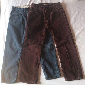 Other - Corduroy kids pants